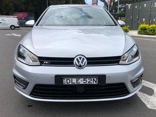 2016 Volkswagen Golf VII MY17 110TSI DSG Highline Silver 7 Speed Sports Automatic Dual Clutch.
