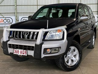 2006 Toyota Landcruiser Prado KDJ120R GXL 5 Speed Automatic Wagon.