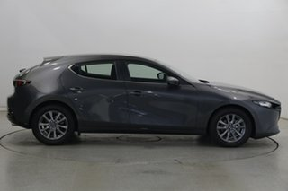 2020 Mazda 3 BP2H7A G20 SKYACTIV-Drive Pure Grey 6 Speed Sports Automatic Hatchback
