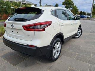 2019 Nissan Qashqai J11 Series 2 ST X-tronic White 1 Speed Constant Variable Wagon