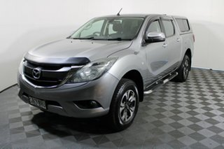 2015 Mazda BT-50 UR0YF1 XTR Aluminium 6 Speed Sports Automatic Utility.