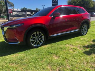 2017 Mazda CX-9 TC GT SKYACTIV-Drive Red/Black 6 Speed Sports Automatic Wagon