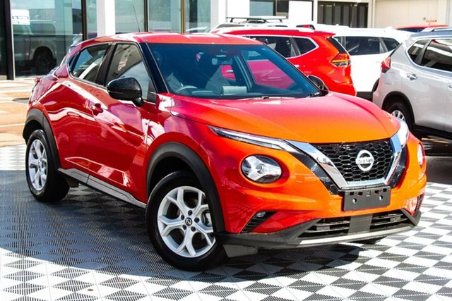 Used Nissan Juke F16 ST+ DCT 2WD Attadale, 2020 Nissan Juke F16 ST+ DCT 2WD Red 7 Speed Sports Automatic Dual Clutch Hatchback