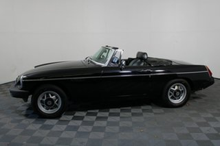 1977 MG B Mk 2 Black 4 Speed Manual Roadster