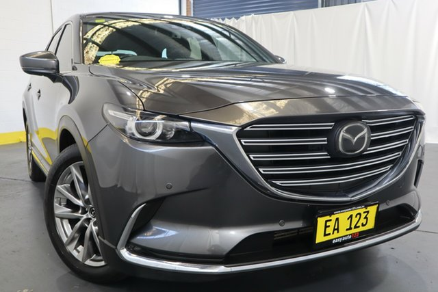 Used Mazda CX-9 TC Azami SKYACTIV-Drive i-ACTIV AWD Castle Hill, 2016 Mazda CX-9 TC Azami SKYACTIV-Drive i-ACTIV AWD Grey 6 Speed Sports Automatic Wagon
