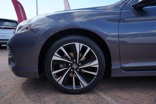 2016 Honda Accord 60 MY16 V6-L Grey 6 Speed Automatic Sedan.