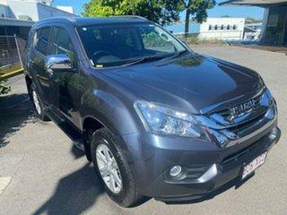 2017 Isuzu MU-X MY16.5 LS-T Rev-Tronic 4x2 Obsidian Grey 6 Speed Sports Automatic Wagon.
