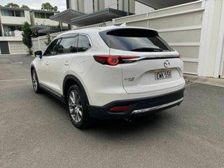 2018 Mazda CX-9 TC Azami SKYACTIV-Drive i-ACTIV AWD White 6 Speed Sports Automatic Wagon