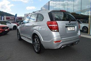 2016 Holden Captiva CG MY17 LTZ AWD Silver 6 Speed Sports Automatic Wagon