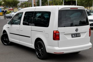 2020 Volkswagen Caddy 2K MY20 TSI220 Maxi DSG Trendline White 7 Speed Sports Automatic Dual Clutch.