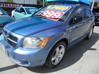 2007 Dodge Caliber PM R/T Blue 5 Speed Manual Hatchback.