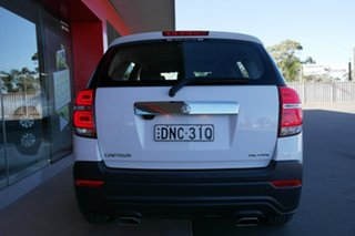 2015 Holden Captiva CG MY15 7 Active White 6 Speed Sports Automatic Wagon