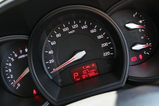 2015 Kia Rio UB MY15 S Bright Silver 4 Speed Sports Automatic Hatchback