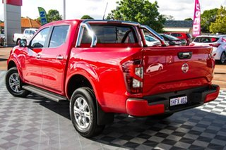 2021 Nissan Navara D23 MY21 ST Burning Red 7 Speed Sports Automatic Utility