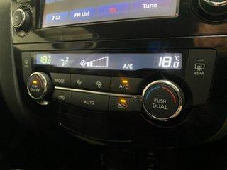 2014 Nissan X-Trail T32 ST-L (FWD) Black Continuous Variable Wagon