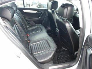 2011 Volkswagen Passat Type 3C MY11 125TDI DSG Highline Silver 6 Speed Sports Automatic Dual Clutch