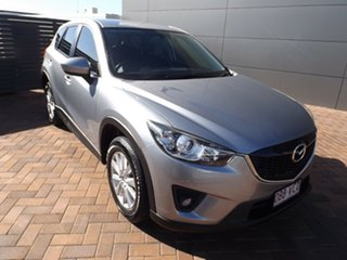 2014 Mazda CX-5 KE1071 MY14 Maxx SKYACTIV-Drive Sport 6 Speed Sports Automatic Wagon.