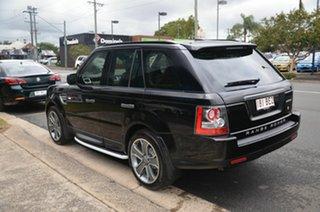 2010 Land Rover Range Rover MY10 Sport 3.0 TDV6 Black 6 Speed Automatic Wagon
