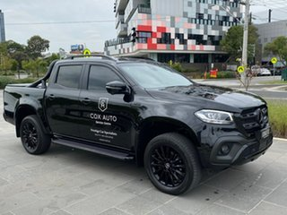 2019 Mercedes-Benz X-Class 470 X350d Progressive Black Sports Automatic Utility