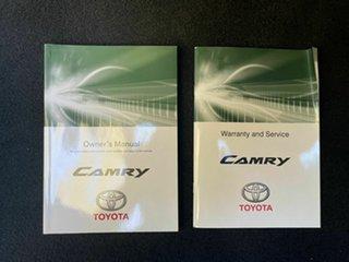 2014 Toyota Camry ASV50R Altise White 6 Speed Sports Automatic Sedan