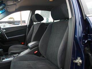 2010 Holden Epica EP MY10 CDX Blue 6 Speed Sports Automatic Sedan