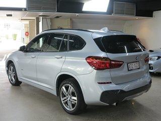 2018 BMW X1 F48 sDrive18d Steptronic Silver 8 Speed Sports Automatic Wagon