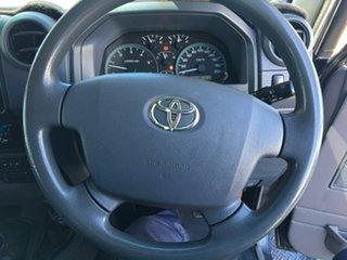 2014 Toyota Landcruiser VDJ79R GXL Grey Manual