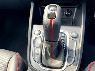 2020 Hyundai Kona Os.v4 MY21 N-Line D-CT AWD Dark Knight 7 Speed Sports Automatic Dual Clutch Wagon