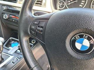2013 BMW 3 Series F30 MY1112 318d White 8 Speed Automatic Sedan