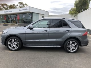 2017 Mercedes-Benz GLE250d 4Matic 166 MY17 Grey 9 Speed Automatic Wagon
