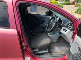 2010 Suzuki Alto GF GL Pink 5 Speed Manual Hatchback.