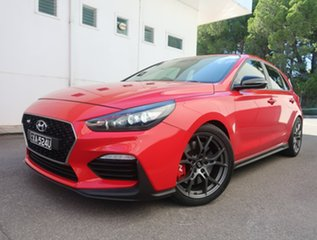 2019 Hyundai i30 PDe.3 MY20 N Performance Red 6 Speed Manual Hatchback.