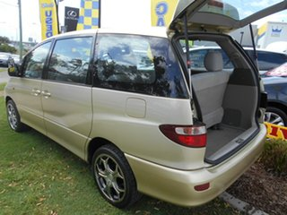 2000 Toyota Tarago ACR30R GLi Gold 4 Speed Automatic Wagon