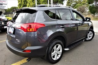 2013 Toyota RAV4 ASA44R Cruiser AWD Grey 6 Speed Sports Automatic Wagon.