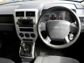 2008 Jeep Patriot MK MY2007 Sport Grey 5 Speed Manual Wagon