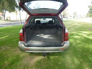 2000 Subaru Outback 2Gen Burgundy Automatic Wagon