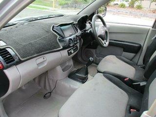2011 Mitsubishi Triton MN MY11 GL 4x2 Silver 5 Speed Manual Cab Chassis
