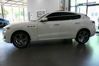 2018 Maserati Levante M161 MY19 GranLusso Q4 White 8 Speed Sports Automatic Wagon