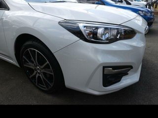 2018 Subaru Impreza MY18 2.0I-L (AWD) White Continuous Variable Hatchback