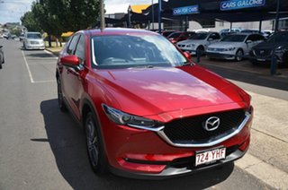 2018 Mazda CX-5 MY18 (KF Series 2) GT (4x4) Red 6 Speed Automatic Wagon.