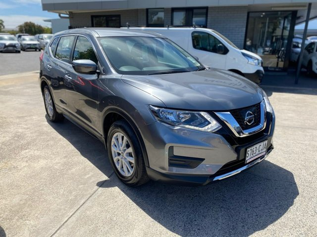 Used Nissan X-Trail T32 Series II ST X-tronic 2WD Hillcrest, 2018 Nissan X-Trail T32 Series II ST X-tronic 2WD Grey 7 Speed Constant Variable Wagon