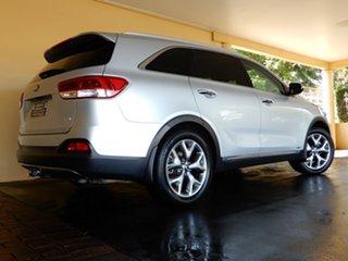 2015 Kia Sorento UM Platinum (4x4) Silver 6 Speed Automatic Wagon.