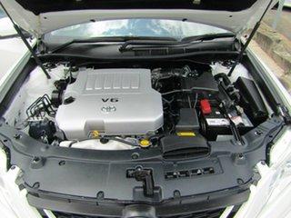 2015 Toyota Aurion GSV50R Sportivo SX6 White 6 Speed Sports Automatic Sedan