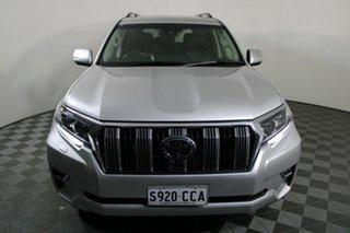 2019 Toyota Landcruiser Prado GDJ150R Kakadu Silver 6 Speed Sports Automatic Wagon
