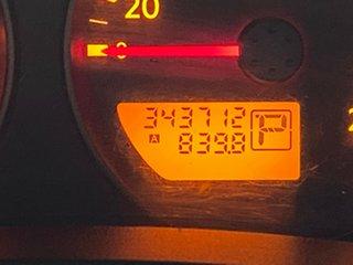 2008 Nissan Navara D40 ST-X Black 5 Speed Automatic Utility