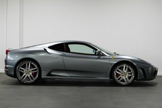 2006 Ferrari F430 F136 F1 Silver 6 Speed Seq Manual Auto-Clutch Coupe