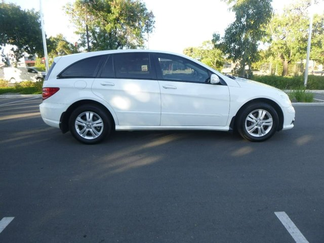 Used Mercedes-Benz R-Class 251 R280 CDI Beverley, 2009 Mercedes-Benz R-Class 251 R280 CDI White Sports Automatic Wagon