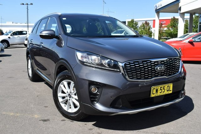 Used Kia Sorento UM MY20 SI Essendon Fields, 2020 Kia Sorento UM MY20 SI Silver 8 Speed Sports Automatic Wagon