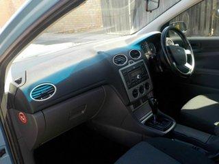 2006 Ford Focus LS LX Blue 4 Speed Automatic Sedan