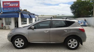 2010 Nissan Murano Z51 Series 2 MY10 TI Grey 6 Speed Constant Variable Wagon.
